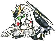 Ν Gundam Heavy Weapons System Type - SD World