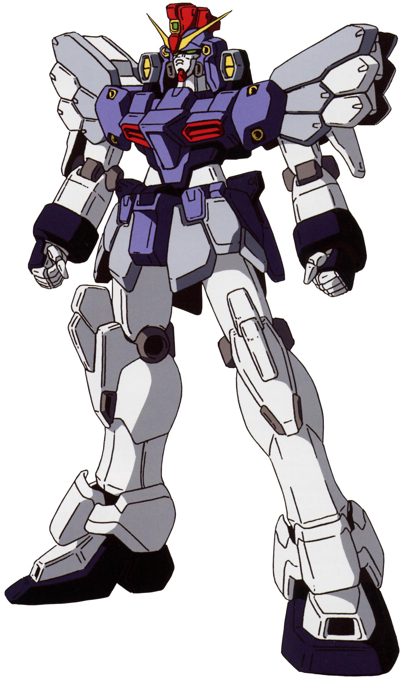 Xxxg 01sr2 Gundam Sandrock Custom The Gundam Wiki Fandom