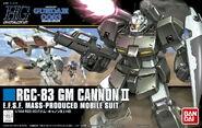 Hguc gm cannon boxart