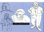 Hiroshi Ousaka Design Works - Jinn Gehenam