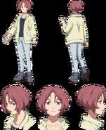 Mizuki Shido Character Sheet