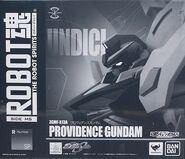 RobotDamashii zgmf-x13a p01 front