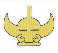 White Doll Emblem