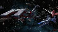 Archangle, Kusanagi and Eternal Damaged 02 (Seed HD Ep50)