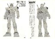 MSV-R Prototype Gundam Rollout