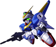 SD Gundam G Generation RE V2 Gundam