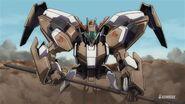 ASW-G-11 Gundam Gusion Rebake Full City (Episode 50) Close up (1)