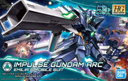HGBD Impulse Gundam Arc