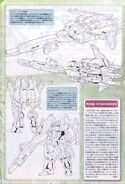 Mobile Suit Moon Gundam Mechanical Work Vol. 3 B