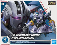 RG Zeong -Clear Color-