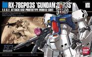 RX-78GP03S Gundam G0P3S