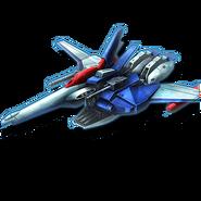 Gundam Diorama Front 3rd RGZ-91 Re-GZ Booster