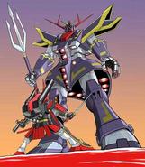 Gundam kyoshiro battle