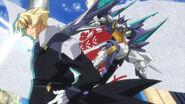 Kujo & AGE-IIMG Gundam AGEII Magnum