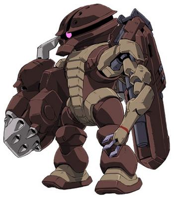 Heavy Firepower type