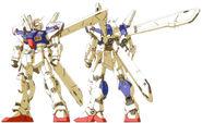 RX-78GP04G Gundam Gerbera - Fix Figuration