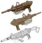Rx-79g-machinegun