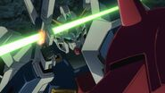 Twilight Axis Red Blur - Gundam Tristan 16