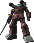 GG Guncannon Spray Missile