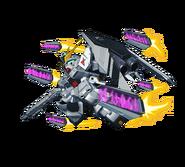 Super Gundam Royale Nu gundam HSW2