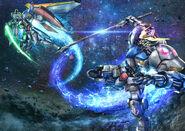 Gundam Breaker Mobile Key Artwork