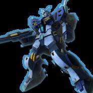 Gundam Diorama Front 3rd RX-94 Mass Production Type ν Gundam