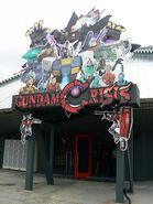 Gundam crisis entry
