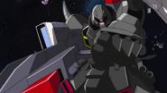 Gunner ZAKU Warrior - Dearka Custom 03