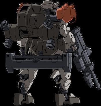 Rear (Range Corps)