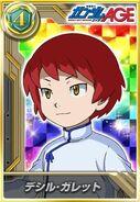 Desil Galette Rainbow
