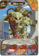Gundam Combat 21