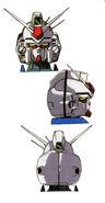 RX-78GP03S(GUNDAM GP03S) head