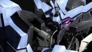 ASW-G-XX Gundam Vidar (Episode 34) Face Close up (2)
