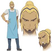 Danton Anime Character Sheet
