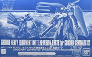 HGAC Ground Heavy Equipment Unit Expansion Parts for Gundam Geminass 02