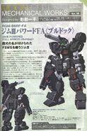 RGM-86RF•FA GM III Powered Full Armor (Bulldog) MS Info