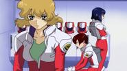 Asagi, Mayura & Juri (Pilot Suits)(Seed HD Ep38)