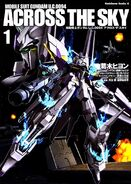 Gundam Unicorn Side Story U.C. 0094 Across The Sky - Cover