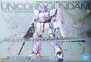 MGEX Unicorn Gundam Ver.Ka -Premium Unicorn Mode Box-