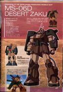 MS-06D Desert Zaku - SpecTechDetailDesign