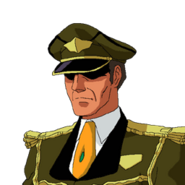 Zanscare Officer (G Gen Wars)
