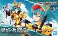 Figure-Rise Standard-Diver Nami
