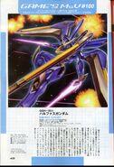 GAME'S MSV 100 - GGH-001 - Halphas Gundam