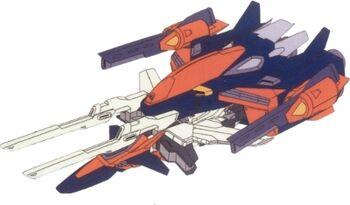 Docked w/G-Falcon (MA Mode)