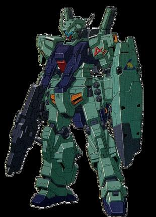 Front (Amuro Ray Custom)