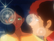 Mobile Suit Gundam Journey to Jaburo PS2 Cutscene 082 Lalah Amuro 3