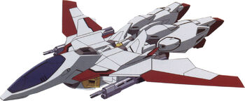 Front (Fighter Mode)