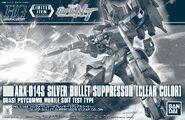HGUC Silver Bullet Suppressor -Clear Color-