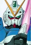 MS Victory Gundam Side Story - Victory Gundam - Insert