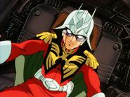 Mobile Suit Gundam Journey to Jaburo PS2 Cutscene 007 Char